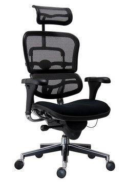 Kancelářské židle s možností polohování splňují podavek zdravého sezení.