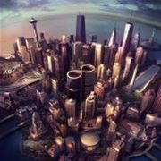 Foo Fighters: Sonic Highways (obal alba)