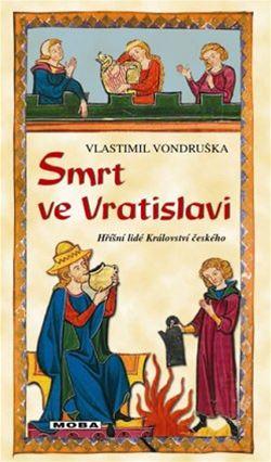 Ob�lka knihy Smrt ve Vratislavi