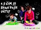 Hra, učební pomůcka nebo školní batoh?