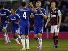 A HNED BYLO VESELEJI. Chelsea sice na h�i�ti Burnley prohr�vala, o obrat se...