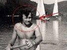 Policisté shánějí informace o muži na fotografii, který měl navštěvovat Slapskou přehradu asi před 30 lety. Nevylučují, že nedávno nalezené kosterní ostatky mohly patřit právě jemu.
