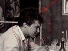 Policisté shánějí informace o muži na fotografii, který měl navštěvovat Slapskou přehradu asi před 30 lety. Nevylučují, že nedávno nalezené kosterní ostatky mohly patřit právě jemu