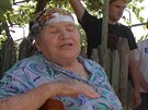 Pamětnice Emilie Gercelová je jednou z posledních, kteří mají ještě povědomí o...