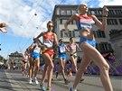 Chodecký závod na 20 kilometrů žen na ME atletů v Curychu