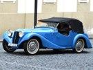 Aero 30 se právem řadí mezi nejkrásnější československé automobily.