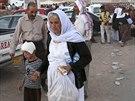 V Iráku žije podle odhadů asi 500 tisíc jezídů. Tisíce jich ale nyní urpchly...