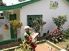 Aleš Bárta pomohl v africké Keni vybudovat nemocnici, která ročně ošetří devět...