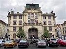 V několika budovách pražského magistrátu od rána zasahují policisté z Útvaru...