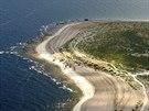 Severní cíp ostrova Faro, na kterém žil a natáčel slavný režisér Ingmar Bergman.