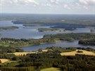 Krajina severně od Tampere