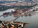 Helsinky – střed města