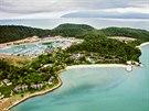 Hotel Vivanta na ostr�vku Taj Rebak u ostrova Langkawi, Malajsie