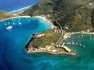 Peter Island Resort, Britské Panenské ostrovy, Karibik
