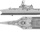 Futuristický trimaran USS Independence je rozpadajícím se výsledkem projektu...