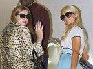 Paris Hiltonov� p�ilet�la do Japonska se sestrou Nicky propagovat svou vlastn�...