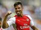 U� 3:0. Dal�� g�l Arsenalu dal �to�n�k Olivier Giroud.