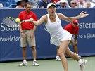 Carolina Wozniacká v semifinále turnaje v Cincinnati