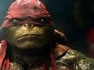 Záběr z filmu Želvy Ninja