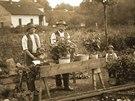 František Černý opustil úspěšnou kariéru zámeckého zahradníka a přiženil se do...