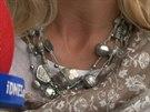 Ivana Jirešová a její šperky