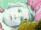 Ilustrace z knihy Nesmrtelný méďa