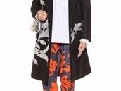 Kabát a volné kalhoty, Dries Van Noten