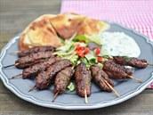 Marocký hov�zí kebab