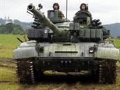 Cihelna v Králíkách je p�ehlídkou starých i nových zbraní v akci.