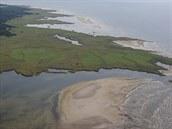 Pobřeží ostrova Ruhnu
