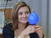 Prop�chnut� balonek.