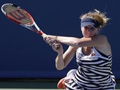 Elina Svitolinov� na turnaji v Cincinnati