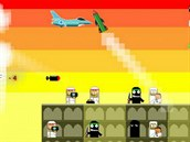 Screenshot ze hry Bomb Gaza