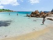 Pláž Spiaggia del Principe