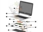 Levn� netbook  HP Stream 14