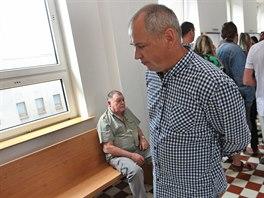 Šimon Kramarčík je souzen za to, že namíchal a prodával neznačené alkoholické...