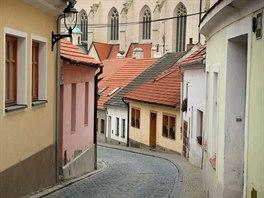 Tajemné uličky Starého Města ve Znojmě
