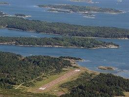 Letiště Kumlinge – Alendské ostrovy