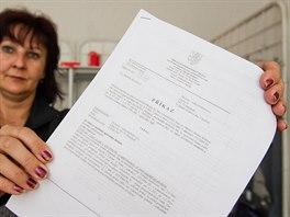 Iva Kadlecová dostala pokutu ve výši 250 tisíc korun, protože její syn neměl...