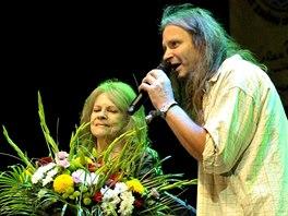 Trutnoff 2014: Eva Pilarov� a Martin V�chet