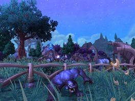 Nová podoba kočičí formy pro druidy.