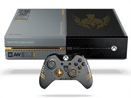 Speciální Xbox One edice s Call of Duty: Advanced Warfare