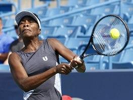 Venus Williamsov� na turnaji v Cincinnati