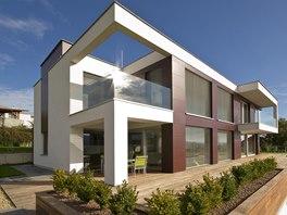 D�m z�skal hlavn� cenu v kategorii rodinn� domy v sout�i �Stavba roku 2013