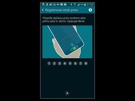 Displej Samsungu Galaxy S5 mini