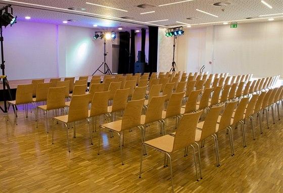 Zábava, kultura a vzdělávání pod jednou střechou v KC Průhon