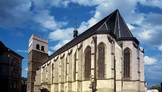 Největší varhany v Česku najdete v chrámu sv. Mořice