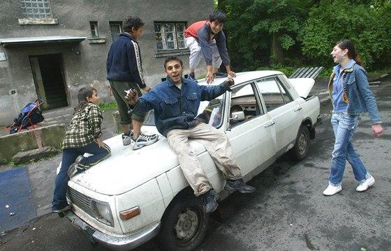 Ostrava loni odstartovala soci�ln� program, kter� zahrnuje i prostupn�...