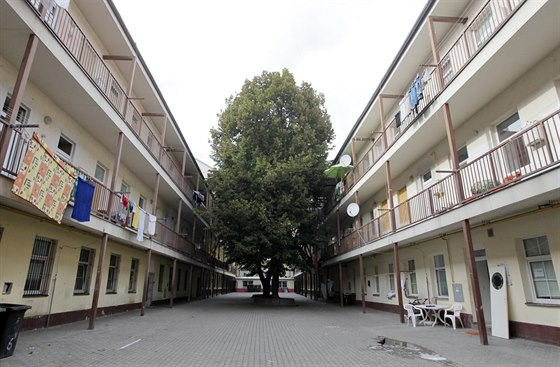 Nejproblemati�t�j�� lokalitou v Brn� je okol� ulic Cejl a Bratislavsk�,...