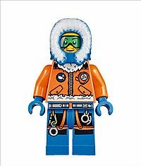 Prozkoumejte tajemstv� ledu s nov�m LEGO City Artic!